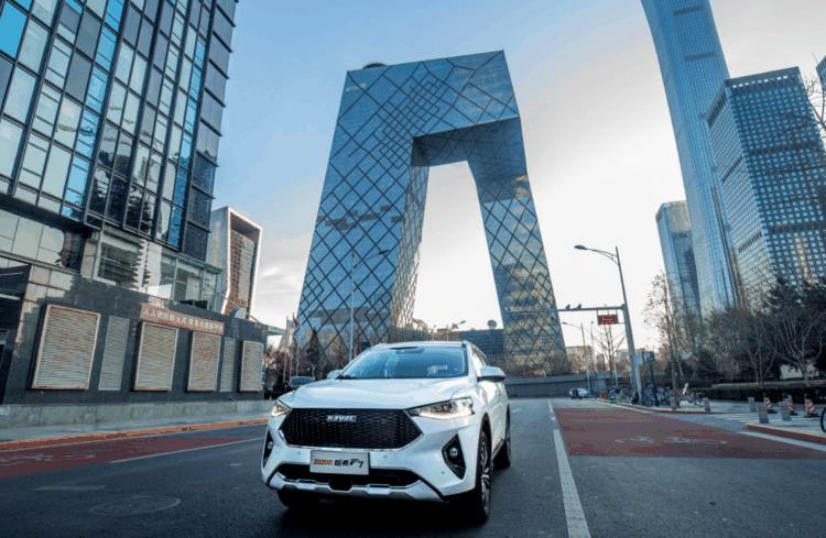 中韩PK不只华为和三星,还有哈弗F7与现代ix35-汽车氪
