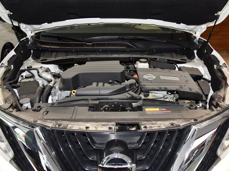东风日产 楼兰 2019款 2.5 S/C HEV XV 四驱混动智联旗舰版 国VI