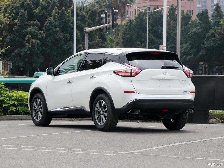 东风日产 楼兰 2019款 2.5L XL 两驱智联豪华版 国VI