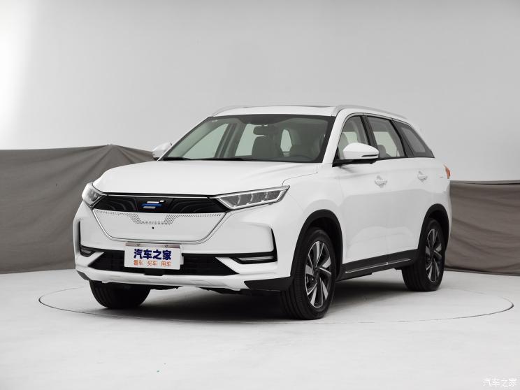 长安欧尚X7 EV上市 补贴后售价15.99-17.99万