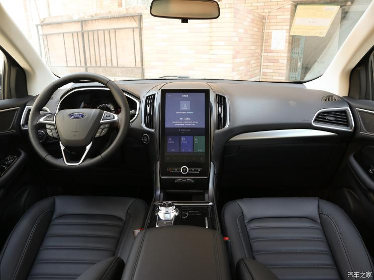 福特锐界新车型正式上市 售价24.68万元-汽车氪
