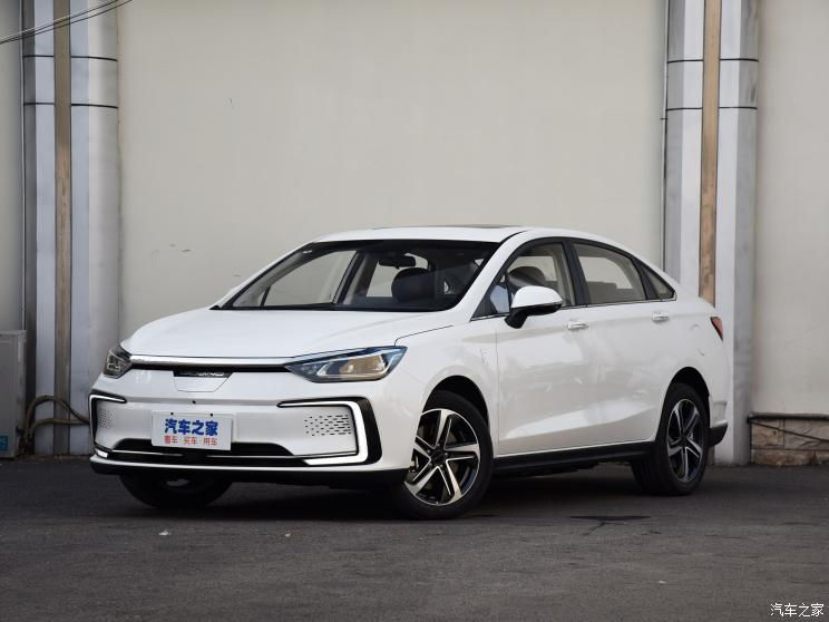 BEIJING汽车 BEIJING-EU5 2020款 R600 智潮版