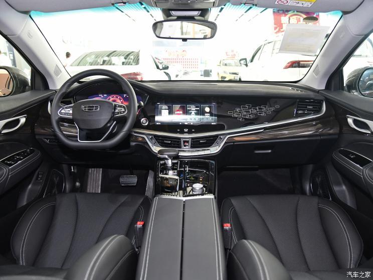 新款吉利博瑞上市 售价14.68-18.38万元-车神网