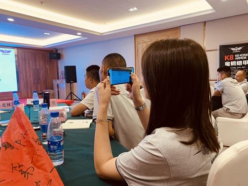 凝心聚力·共赢未来 金斯迪CNY商学院——销售培训大会