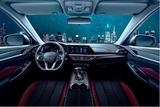 10万级最强新运动SUV,长安欧尚X5内饰千呼万唤终出来