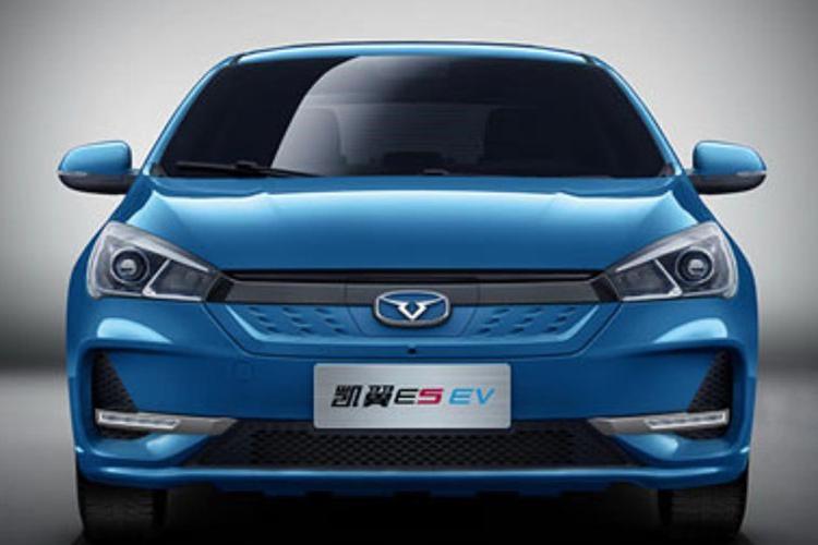 续航里程401公里 凯翼E5 EV上市售价13.98万起-车神网