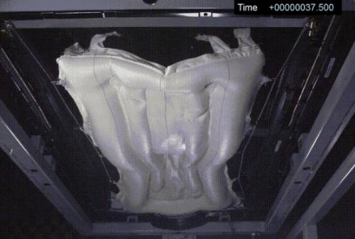 是什么让现代摩比斯车顶安全气囊如此出色!