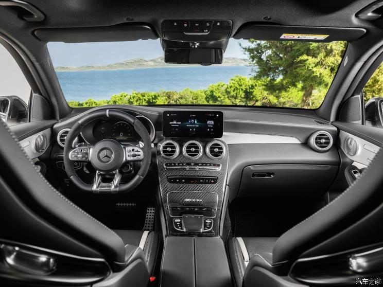 梅赛德斯-AMG 奔驰GLC AMG 2019款 AMG GLC 63 S 4MATIC