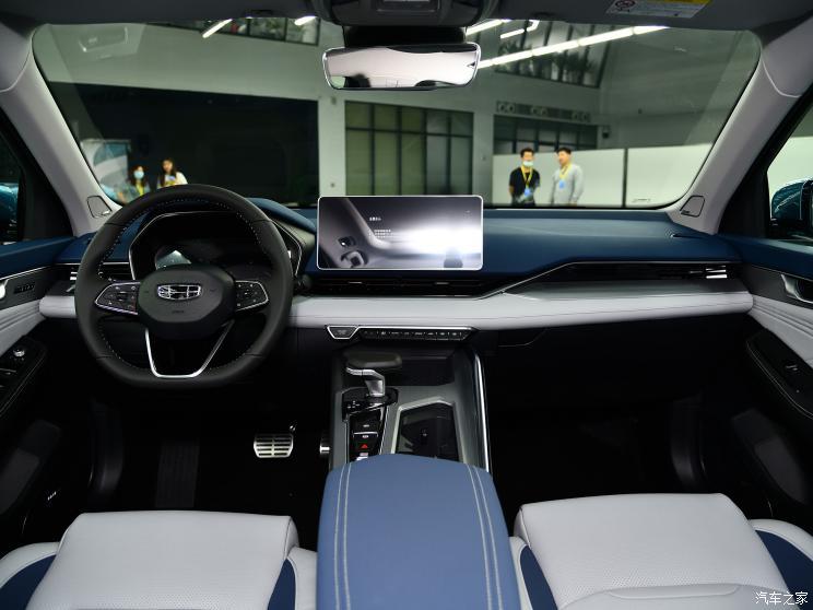 吉利汽车 PREFACE 2020款 2.0T 基本型