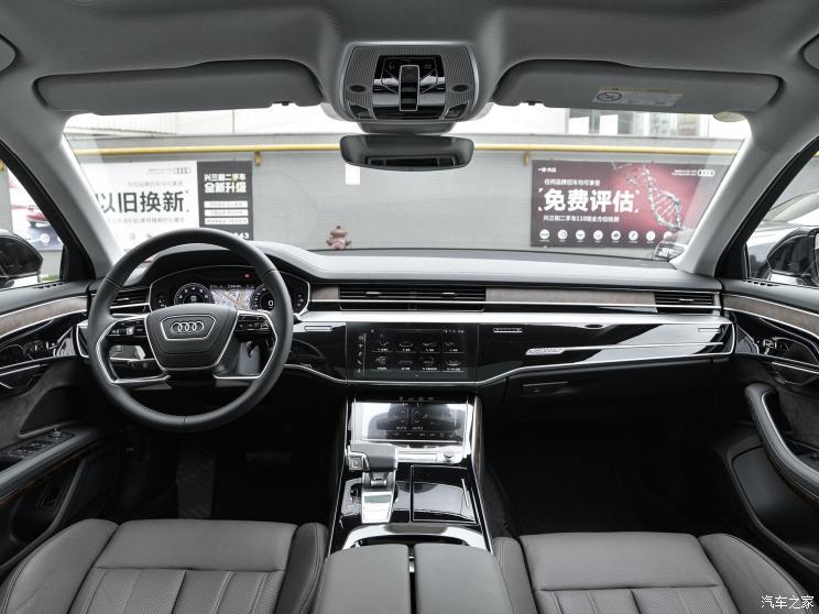 奥迪(进口) 奥迪A8 2019款 改款 Plus A8L 50 TFSI quattro 豪华型