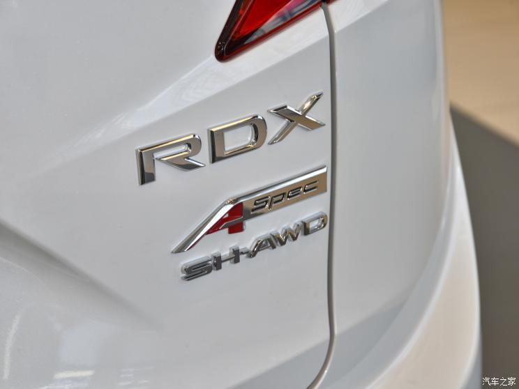 广汽讴歌 讴歌RDX 2020款 A-Spec运动款