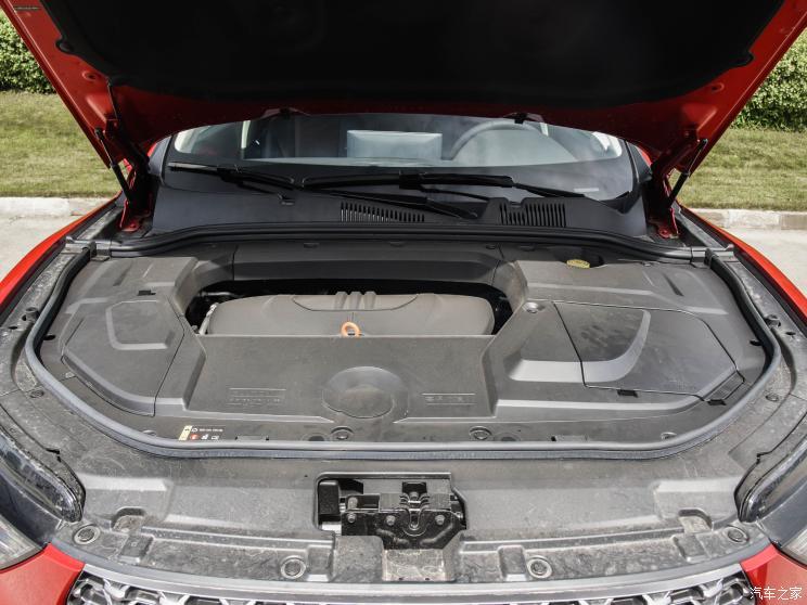 长城汽车 WEY VV5 2021款 1.5T 两驱智先锋