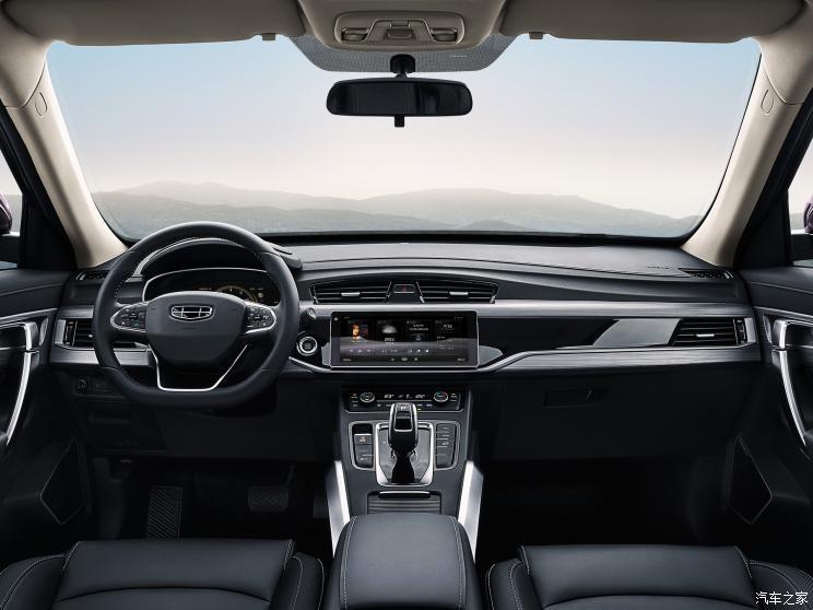 吉利汽车 博越 2021款 百万款 1.8TD DCT两驱豪华型