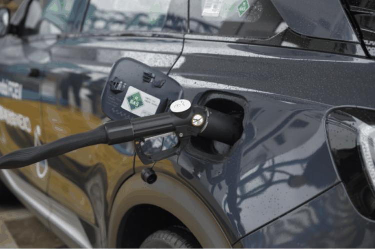 NEXO试驾巡游尽展过人实力 现代汽车闪耀第五届国际氢能与燃料电池汽车大会