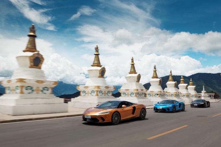 迈凯伦香格里拉「型」走日志 重新定义高速长途旅行真谛-汽车氪