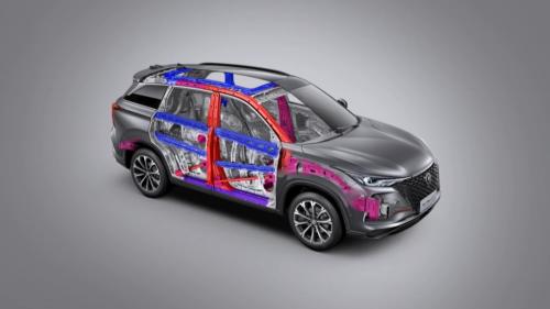 车要重才安全?第三代哈弗H6证明给你看-车神网