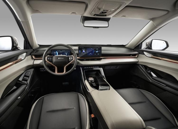 自主品牌紧凑级SUV阵营中的那些利器:全新CS55PLUS蓝鲸版&第三代哈弗H6