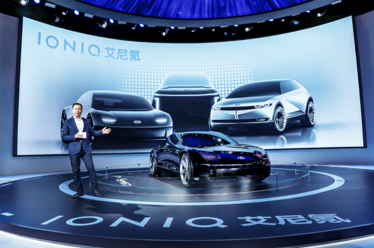 现代汽车集团AII IN新能源:纯电动品牌IONIQ和氢燃料电池将成为发展主线