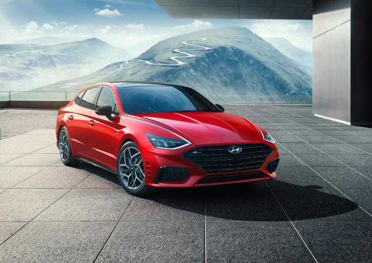 高性能车型再添实力成员 现代汽车2021款Sonata(索纳塔)NLine发布