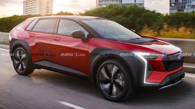 与丰田合作 斯巴鲁确认推出电动中型SUV