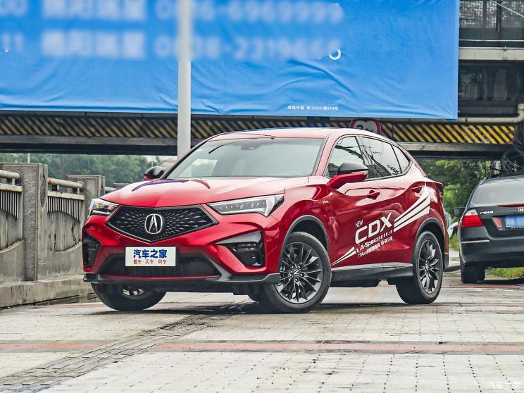 广汽讴歌 讴歌CDX 2021款 1.5T 两驱钻享·A-Spec运动款