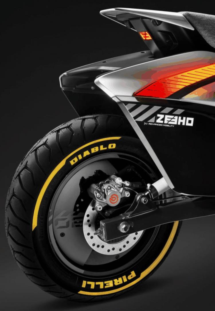 ZEEHO Tech Driven,以极核性能拥抱未来