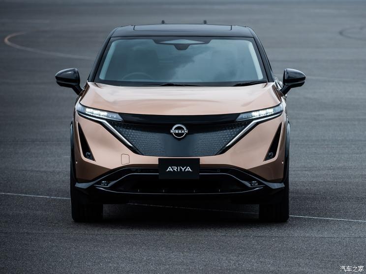 日产(进口) Ariya 2020款 基本型