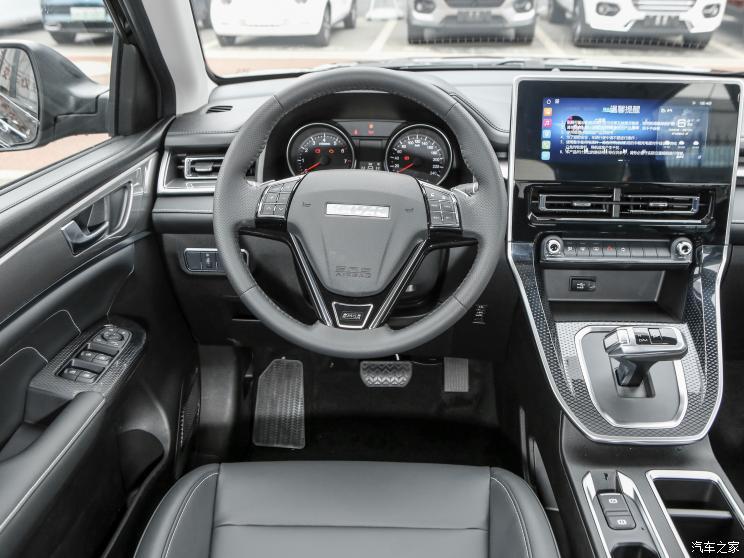 长城汽车 哈弗M6 2021款 PLUS 1.5T DCT豪华智联型
