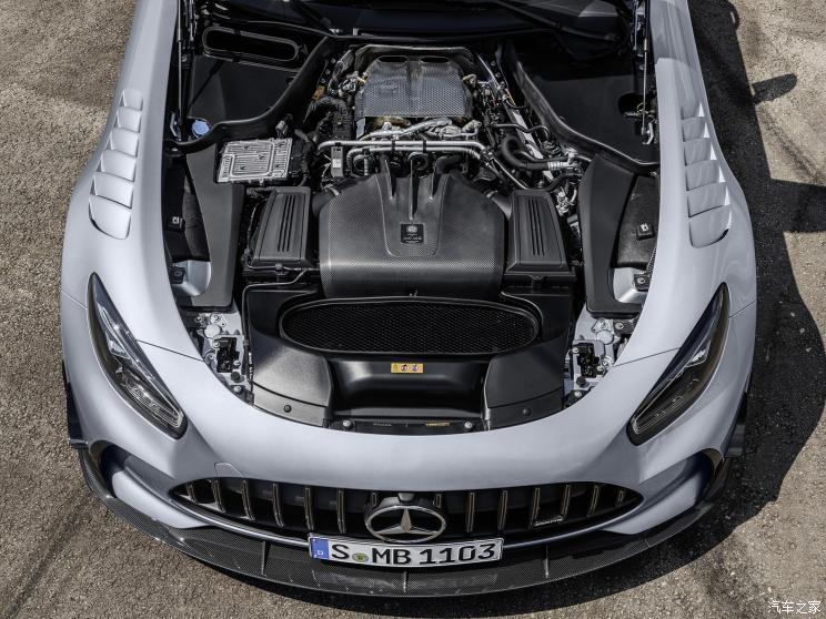 梅赛德斯-AMG AMG GT 2020款 AMG GT Black Series