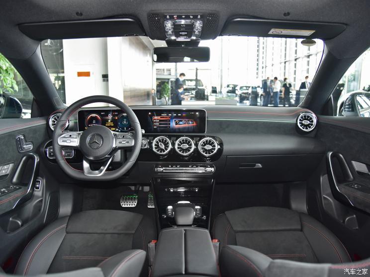 奔驰(进口) 奔驰CLA 2020款 CLA 200