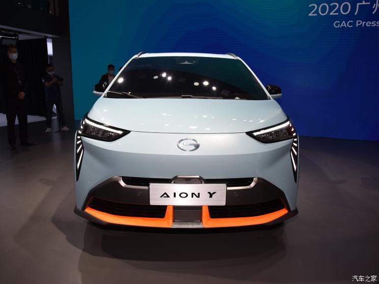 广汽埃安 AION Y 2021款 基本型