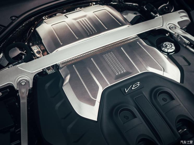 宾利 飞驰 2021款 4.0T V8 基本型
