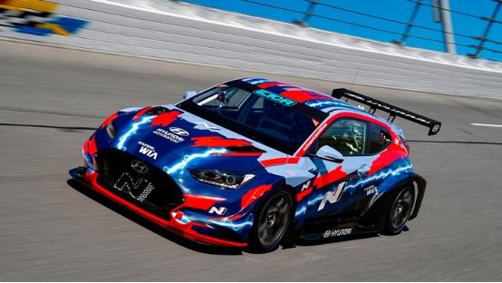 现代汽车全电动赛车入局ETCR 展现高性能技术转化实力