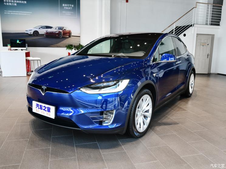 特斯拉(进口) Model X 2019款 Performance 高性能版