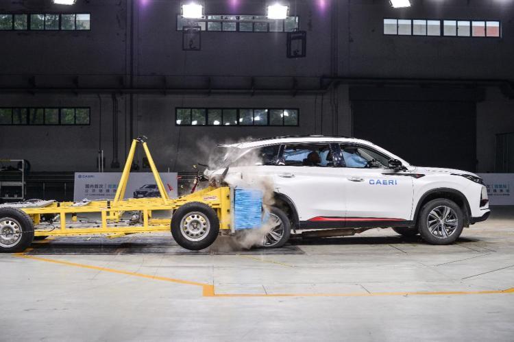 爆款养成记:2021年2月份长安CS75夺得中国SUV销量冠军