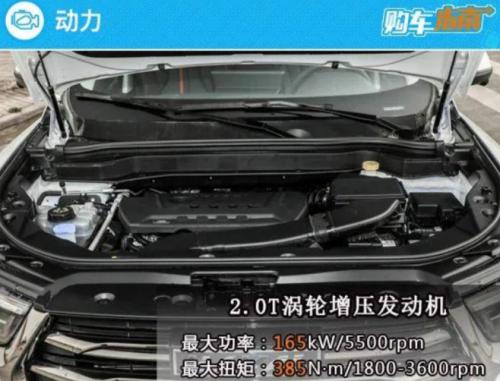 哈弗H6国潮版购车指南:动力不同这么选