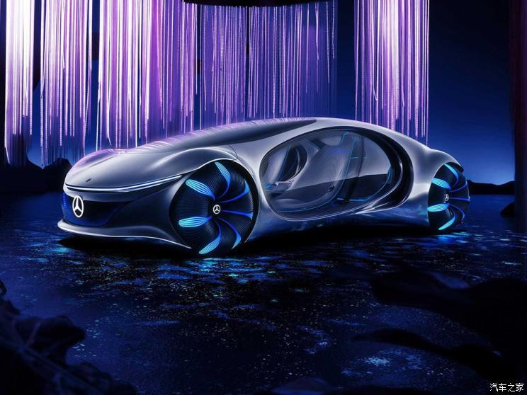 奔驰(进口) VISION AVTR 2020款 Concept
