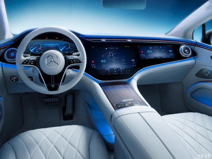 梅赛德斯-EQ 奔驰EQS 2021款 基本型