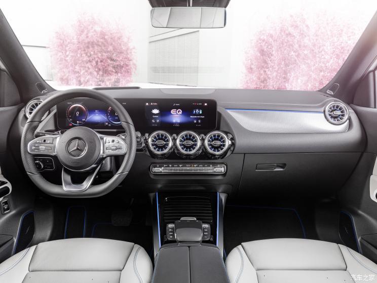 梅赛德斯-EQ 奔驰EQA 2021款 EQA 250 AMG Line Edition 1 欧洲版