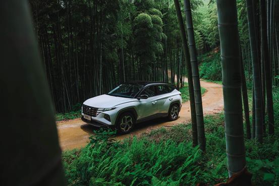 当绿色动力遇见绿色江南 第五代途胜L带你感受别样杭州-第6张图片-汽车笔记网