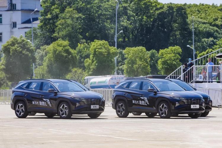 汽车也有这么多玩法?现代嘉年华2.0南昌站启程