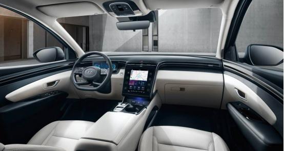 同为紧凑型城市SUV 第五代途胜L和CR-V应该如何选择?-第8张图片-汽车笔记网