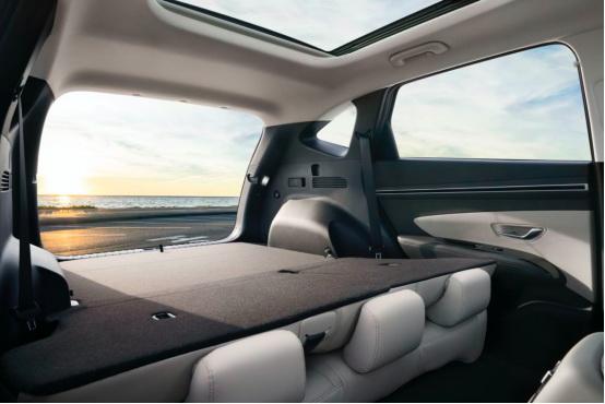 同为紧凑型城市SUV 第五代途胜L和CR-V应该如何选择?-第9张图片-汽车笔记网