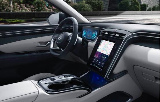 同为紧凑型城市SUV 第五代途胜L和CR-V应该如何选择?-第12张图片-汽车笔记网