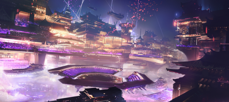 国产原创动漫形象舞台竞演节目《2060》10月开播!长安汽车次元无界,智领未来!